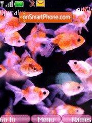 Underwater peace theme screenshot