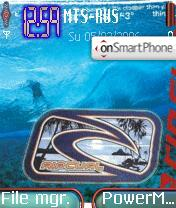 RipCurl theme screenshot