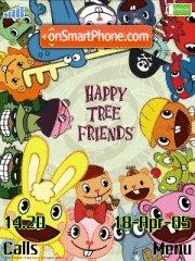 Happy Tree Friends es el tema de pantalla