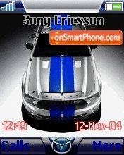 Ford Mustang GT es el tema de pantalla