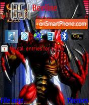 Diablo Games es el tema de pantalla
