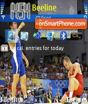 Mavlet Batirov theme screenshot
