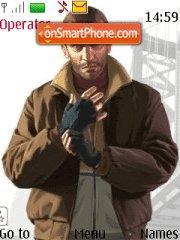 Grand Theft Auto 4 theme screenshot