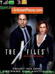 X files V1 Theme-Screenshot