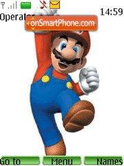 Mario Bros 01 theme screenshot