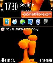 NTL 240x320 theme screenshot