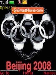 Beijing 2008 03 theme screenshot