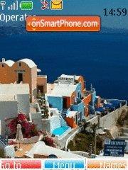 Скриншот темы Greece