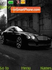 Bentley R tema screenshot