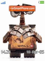 Скриншот темы Wall-e 02
