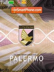 Palermo FC tema screenshot