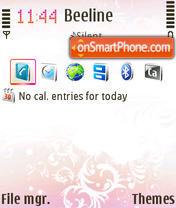 Zune Phyta theme screenshot