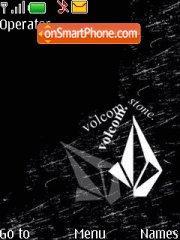 Скриншот темы Volcom