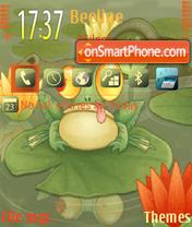 Toad theme screenshot