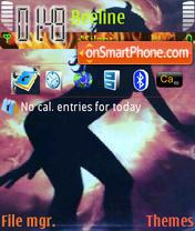 Diablogirl theme screenshot