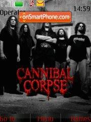 Cannibal Corpse 01 es el tema de pantalla