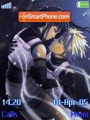 Hinata 03 es el tema de pantalla