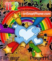 Crazy Hearts es el tema de pantalla