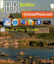 Nice Landscape theme screenshot