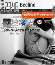 Disheart theme screenshot