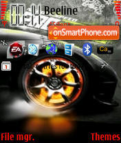 Prostreet theme screenshot