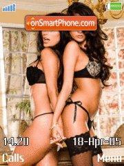 2 Girls es el tema de pantalla