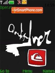 Quicksilver es el tema de pantalla