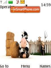 Country Sheep theme screenshot