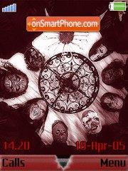 Slipknot 08 es el tema de pantalla