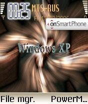 Windows XP 02 theme screenshot
