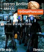 Dimmu Borgir 02 es el tema de pantalla