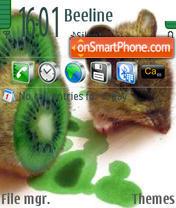 Mouse 03 es el tema de pantalla