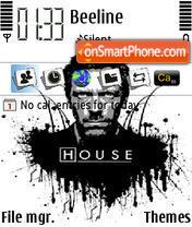 House Md 05 theme screenshot