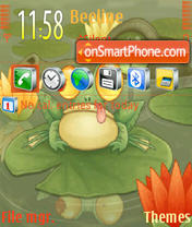 Stagno V1 theme screenshot