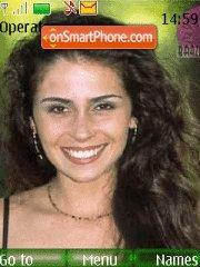 Giovanna Antonelli theme screenshot