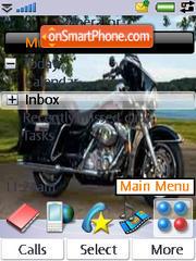 Harley 2 es el tema de pantalla