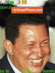 Hugo Chavez theme screenshot