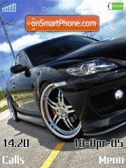 MazdaRX8 es el tema de pantalla