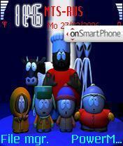 South Park II theme screenshot