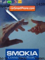 Smokia theme screenshot