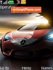 Mercedes Prototype theme screenshot
