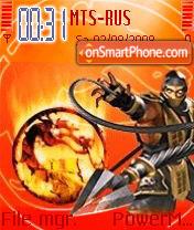 Mortal Kombat Animated es el tema de pantalla