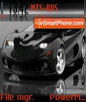 Concept Car 01 theme screenshot