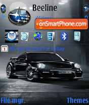 Conceptcar1 theme screenshot