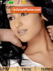Sonal Chauhan 01 theme screenshot