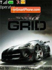 Race Driver: GRID theme screenshot