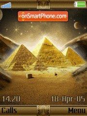 Piramids es el tema de pantalla