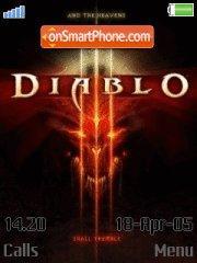 Diablo 3 01 es el tema de pantalla