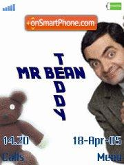 Mr Bean and Teddy es el tema de pantalla
