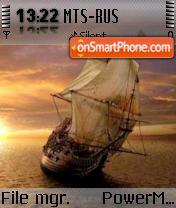 Ship 03 theme screenshot